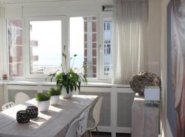 Hotel photo: Beautiful Seaview Appartment at Scheveningen Beach!