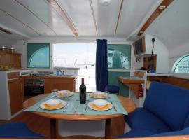 A picture of the hotel: Santorini Island Luxury Yacht Cruise