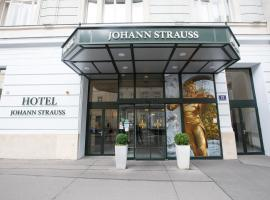 Hotel photo: Hotel Johann Strauss