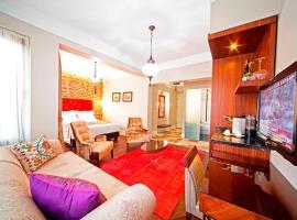 Hotel photo: Azade Suites