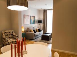 Ξενοδοχείο φωτογραφία: Apartment Madrazo Puerta del Sol