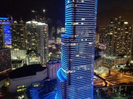 A picture of the hotel: Downtown Miami Deluxe Apartment