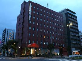Hotel photo: APA Hotel Tokyo Kiba