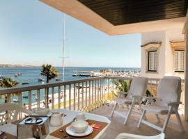 A picture of the hotel: Romantic Apt Sea View Cascais Bay