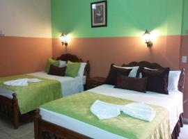 Hotel near 科潘省聖羅莎