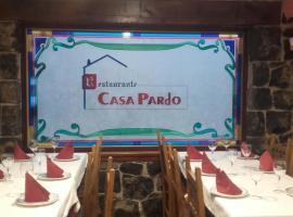 Hotel photo: Casa Pardo