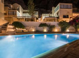 מלון צילום: Antinea Suites Hotel & Spa