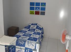 Hotel Photo: Flat Três Marias