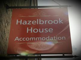 Hotel photo: Hazelbrook House B&B