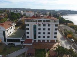 Hotel photo: Yelkenkaya Otel