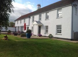 酒店照片: Crannaford Cottage