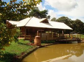 Hotel photo: Rancho JS Pousada e Alambique