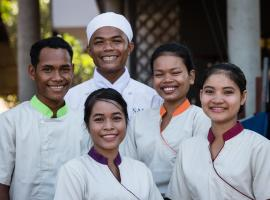Hotel photo: Sala Baï Hotel & Restaurant School