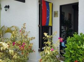 Hotel near Venezuela