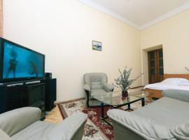 Hotel photo: Lux Apartment Mykhailivska 19