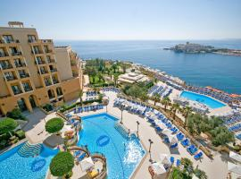 Hotel photo: Corinthia Hotel St. George's Bay