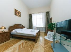 Hotel photo: Big Apartment Mykhailivska 19