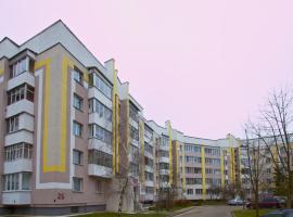 Hotel near Mołodeczno