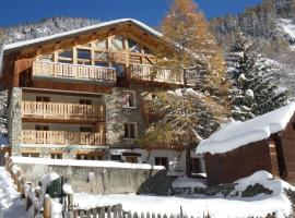 Hotel photo: Chalet Chardons Hattiers