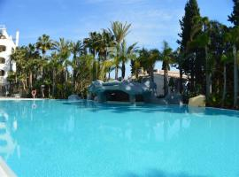 Hotel photo: Apartamentos Guadalpin Marbella