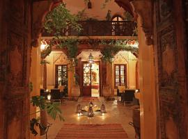 Hotel photo: La Maison Arabe Hotel, Spa & Cooking Workshops
