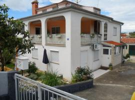 Hotel photo: Apartment in Petrcane with One-Bedroom 1