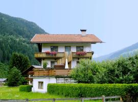 Hotel Photo: Apartment Zell am Ziller 7