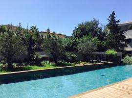 Hotel photo: Apartment Exclusive Resort Saint Tropez