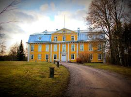 Hotel photo: Mustion Linna / Svartå Manor
