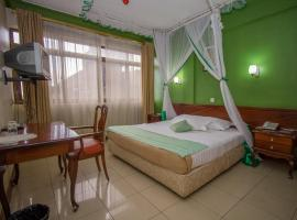 Ξενοδοχείο φωτογραφία: Holiday Express Hotel,Kampala
