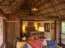 Hotel fotografie: Blancaneaux Lodge