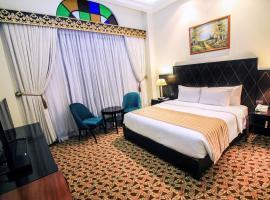 Hotel photo: The Luneta Hotel