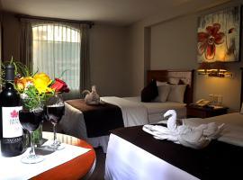 Hotel photo: Casona Plaza Hotel