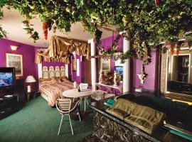 Hotel photo: Mariaggi's Theme Suite Hotel & Spa