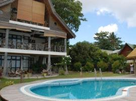 Hotel photo: La Digue Emerald Villa