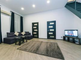 Hotel photo: Penthouse on Maydan Loft Style