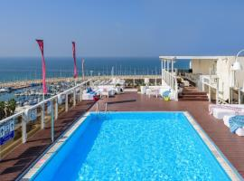 Hotel photo: Leonardo Art Tel Aviv By the Beach