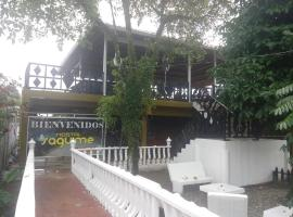 A picture of the hotel: Hostal Saguime