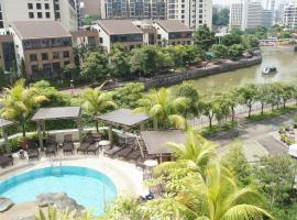 Hotel near Szingapúr