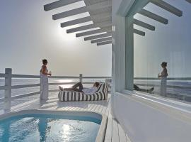 Hotel near Santorini