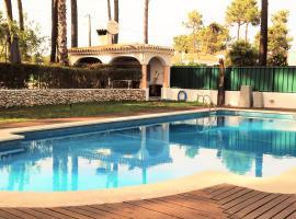 Hotel foto: Verdizela Pool & Garden