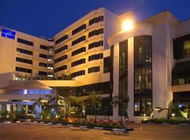 ホテル写真: Chon Inter Hotel
