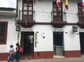Hotel near Popayán