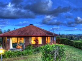 Hotel photo: Whispering Pines Cottages