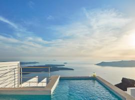 Hotel photo: La Maltese Private House Imerovigli