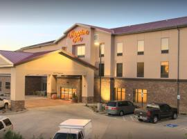 Hotel photo: Hampton Inn Mesa Verde/Cortez Co