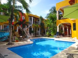 Hotel photo: El Acuario Hotel