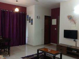 Hotel photo: Lavasa - 1Bhk Service Apartment