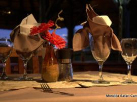 Hotel photo: Mondjila Safari Camp