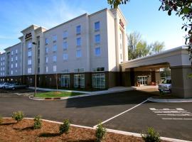 Хотел снимка: Hampton Inn & Suites Charlotte-Airport